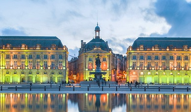 bordeaux, le grand cru citadin